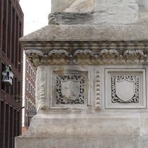 Guildhall Yard fountain
