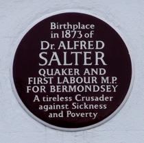 Doctor Alfred Salter - SE10