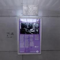 Doctor Alfred Salter - Bermondsey Station