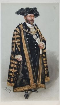 Alderman Sir Joseph Cockfield Dimsdale