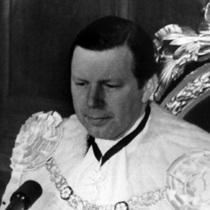 Sir Christopher Leaver, GBE DMus