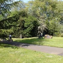 Battersea Park - 2 Australian war memorials
