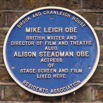 Mike Leigh & Alison Steadman