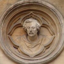 Sanctuary - head on right - Albert