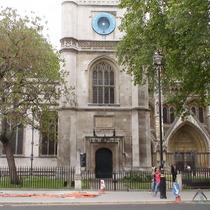 St Margaret's new tower - 1736