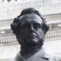 Palmerston statue