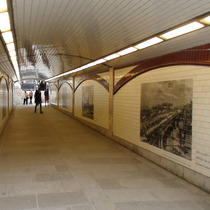 Blackfriars Bridge - underpass