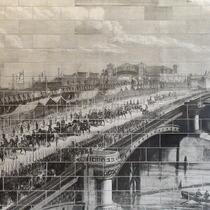 Blackfriars Bridge - underpass