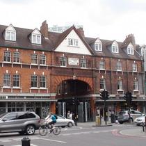 Spitalfields Market - Horner - started
