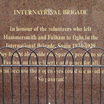 Hammersmith and Fulham International Brigade