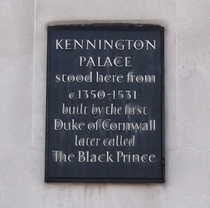 Kennington Palace