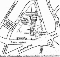 Kennington Palace