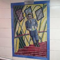 Hitchcock mosaics 13 - Suspicion, 1941