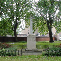 Limehouse WW1 Cross