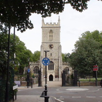 St Dunstans and All Saints, Stepney Green