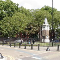 Stepney Green tower