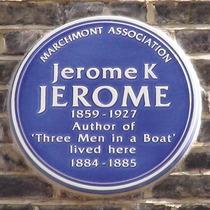 Jerome K. Jerome - WC1