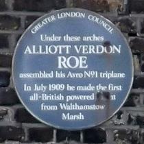 Alliott Verdon Roe - E17 (2)