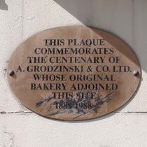Grodzinski's bakery