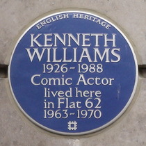 Kenneth Williams - Allsop Place