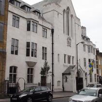 Swedish Church - W1