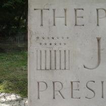 John F. Kennedy memorial - Runnymede