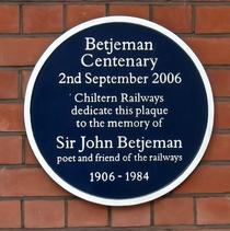 John Betjeman - Marylebone