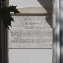 Aske's Hospital - left - 1828