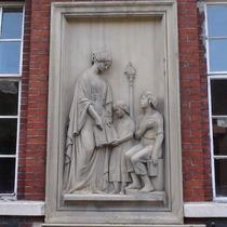 Beaufoy Institute - relief