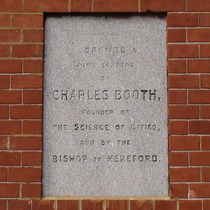 Charles Booth - SE17