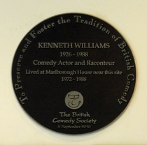Kenneth Williams - New Diorama Theatre