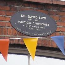 Sir David Low - NW3
