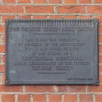 George Green - school centennial