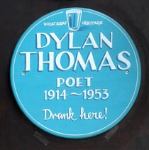Dylan Thomas - The Wheatsheaf
