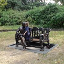 Spike Milligan statue