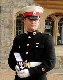 Marine Sam Alexander