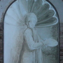 St Mary's trompe l'oeil - Hogarth