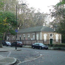 St Marys parish hall - Paddington