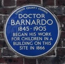 Dr. Barnardo - E1
