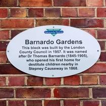 Dr. Barnardo - Cable Street