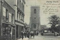 St Dunstans, Stepney