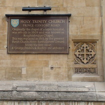 Holy Trinity Church - SW7