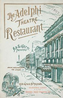 Adelphi Theatre Restaurant