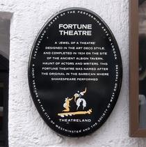 Fortune Theatre - WC2