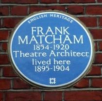 Frank Matcham - N8