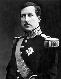 King Albert 1st of Belgium