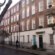 Great Ormond Street - 1720