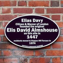 Elias Davy - Church Street