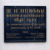 William Henry Hudson 1