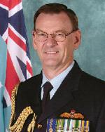 Group Captain Roxley McLennan
